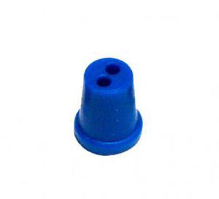 Otodynamics® Almohadilla 5,5mm (azul) OT055, 100 pcs