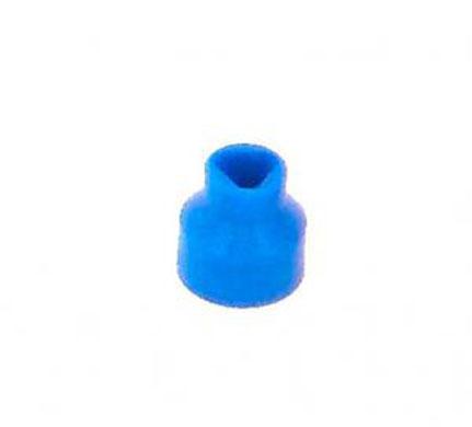 Otodynamics® Almohadilla 4,8mm (azul) OT348, 100 pcs